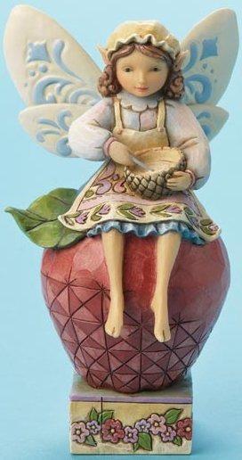 Jim Shore 4014979 Cooking Fairy Figurine