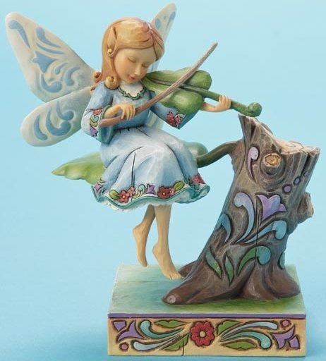 Jim Shore 4014983 Harmony Fairy Figurine