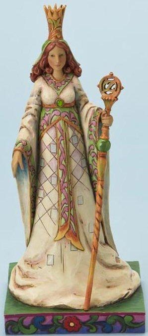 Jim Shore Wizard of Oz 4014985 Glinda the Good Witch Figurine