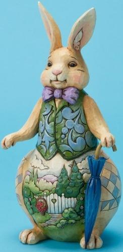 Jim Shore 4016462 Welcome Spring Figurine