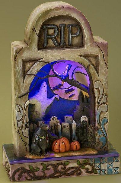 Jim Shore 4017589 Haunted Eve Figurine