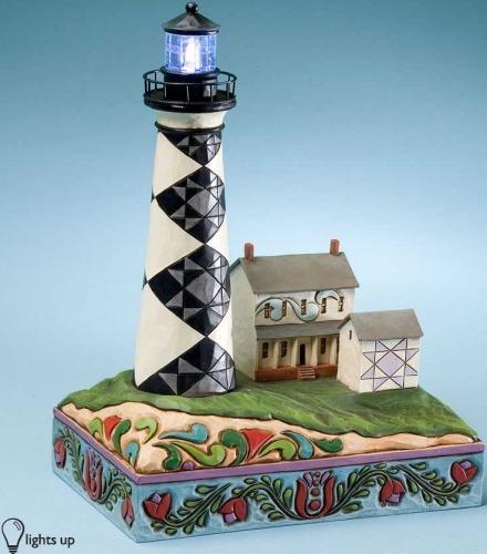Jim Shore 4022551 Carolina Garden Lighted Figurine