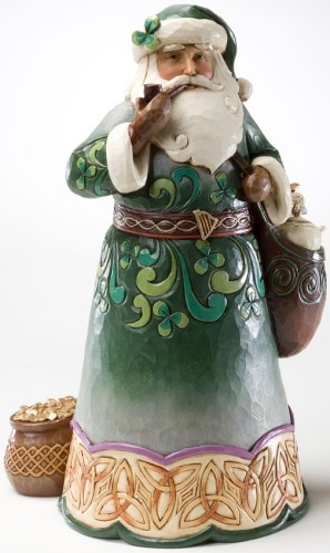 Jim Shore 4022923 Irish Traditions Figurine