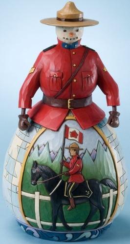 Jim Shore 4022934 Courage on Horseback Figurine
