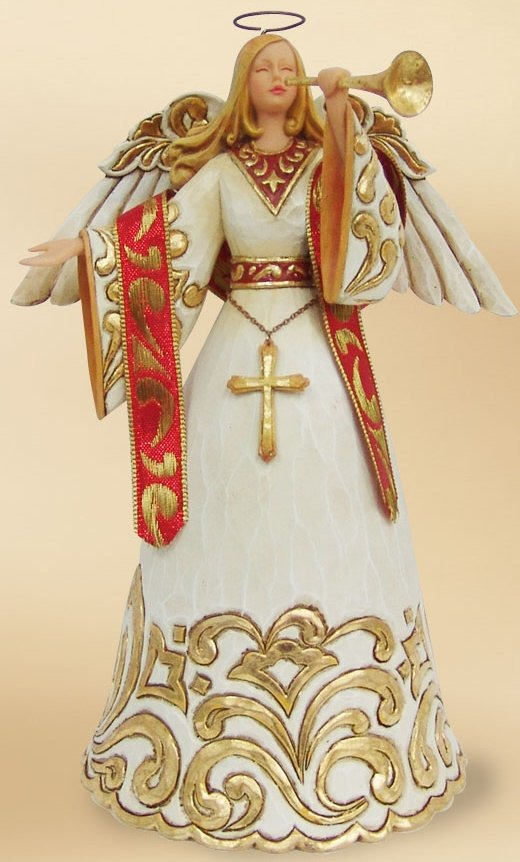 Jim Shore 4023458 Rejoice Figurine
