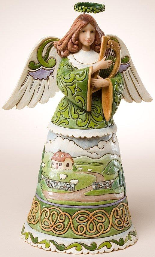 Jim Shore 4024228 Peace & Plenty Figurine