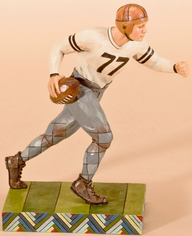 Jim Shore 4026884 Tackle your Obstacles Figurine