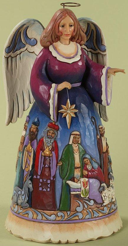 Jim Shore 4027718 The Night when Christ was Born Figurine