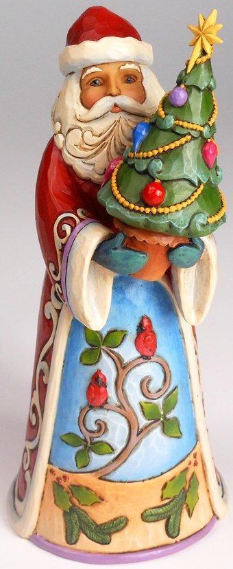 Jim Shore 4027763 10th Anniversary Event Figurine