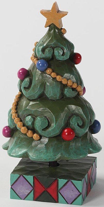Jim Shore 4027770 Christmas Tree Figurine