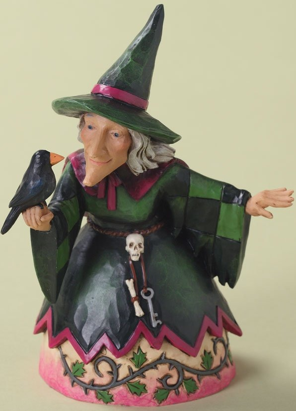 Jim Shore 4027795 The Witching Hour Figurine