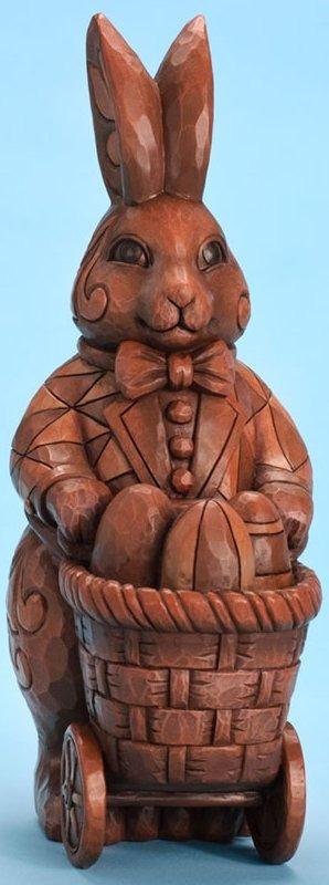 Jim Shore 4028529 First Taste of Spring Figurine