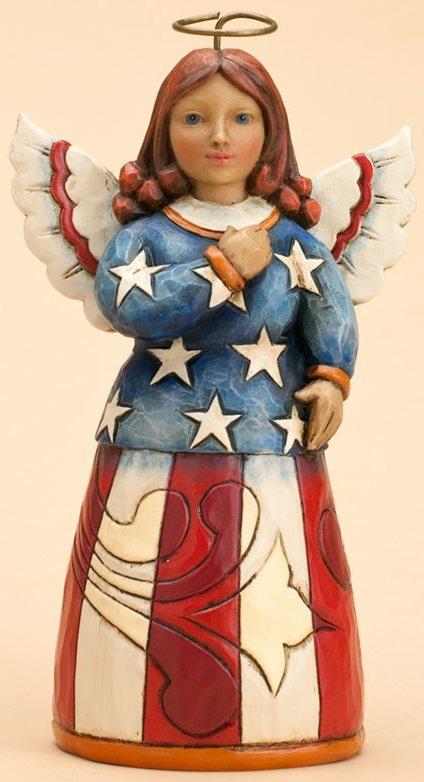 Jim Shore 4031204 Bless this Land Figurine