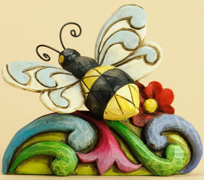 Jim Shore 4031231 Bumblebee Figurine