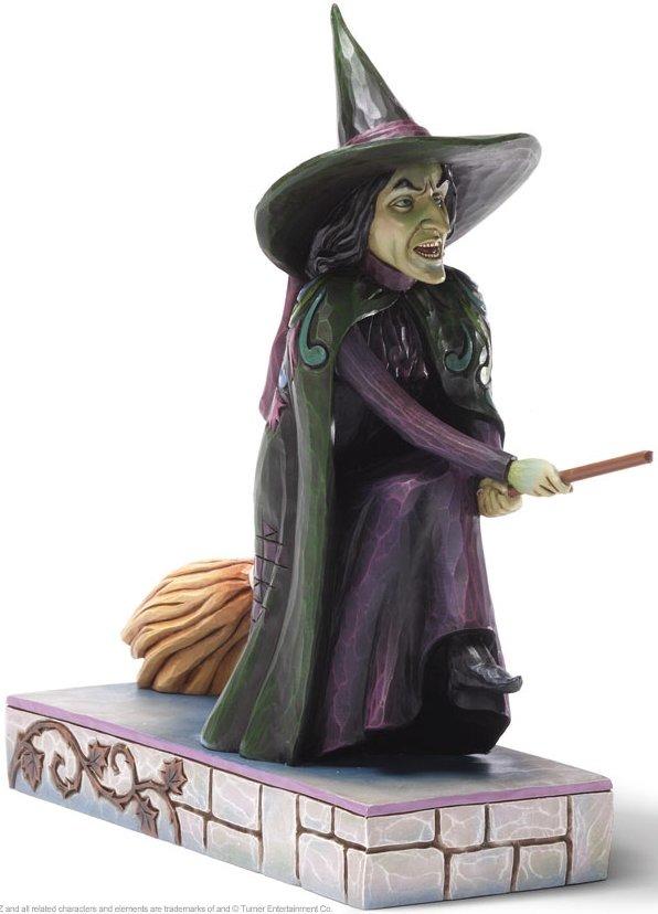 Jim Shore Wizard of Oz 4031506 I'll Get You My Pretty Figurine