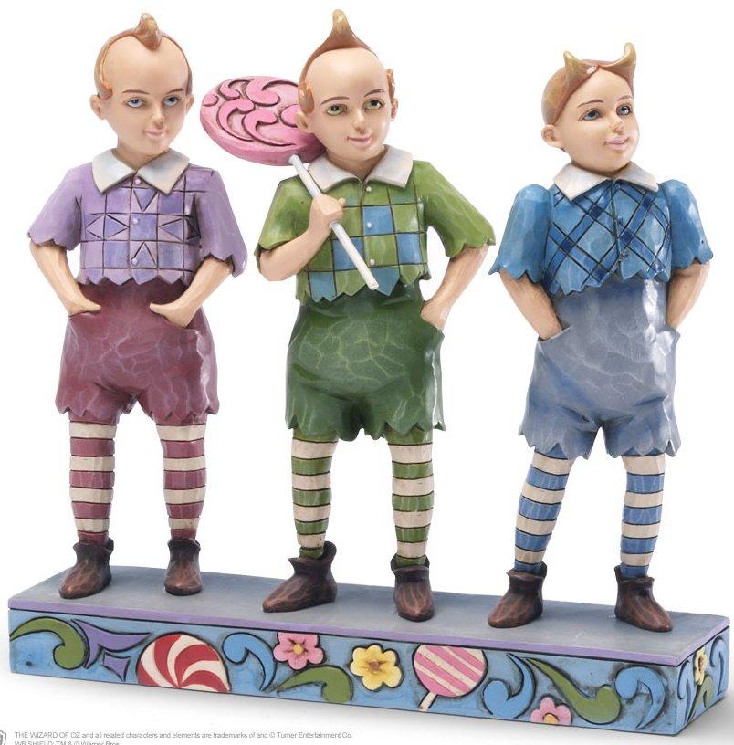 Jim Shore Wizard of Oz 4031507 We Welcome You to Munchkin Land Figurine