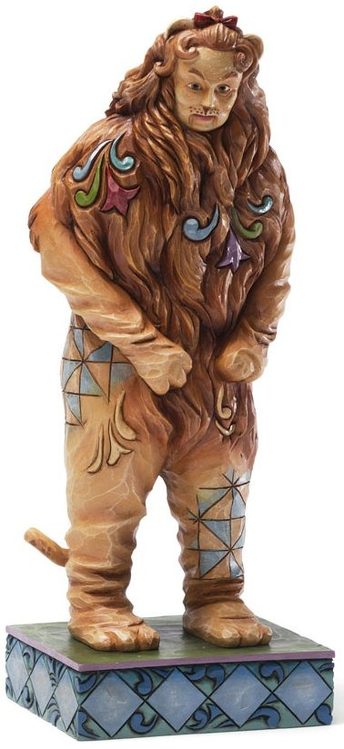 Jim Shore Wizard of Oz 4031512 I Better Wait for You Outside Figurine