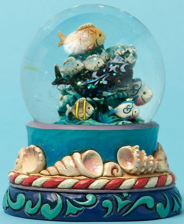 Jim Shore 4033797 Coastal Waterball