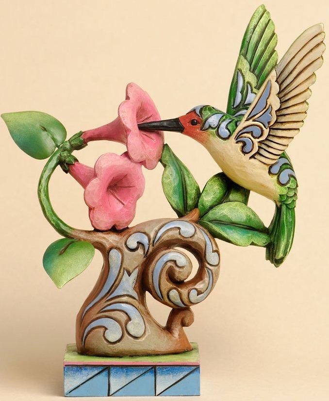Jim Shore 4033813 Hummingbird Figurine