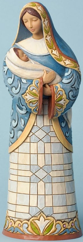 Jim Shore 4033818 Mary Mother of God Figurine