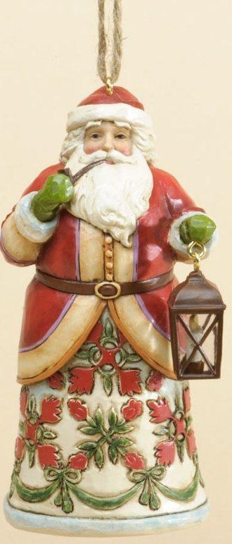 Jim Shore 4034426 Santa Hanging Ornament