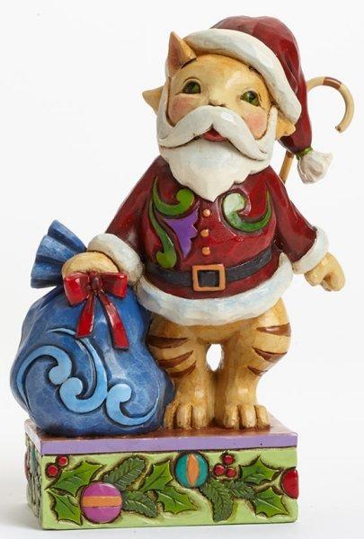 Jim Shore 4036238 Pint Size Christmas Figurine