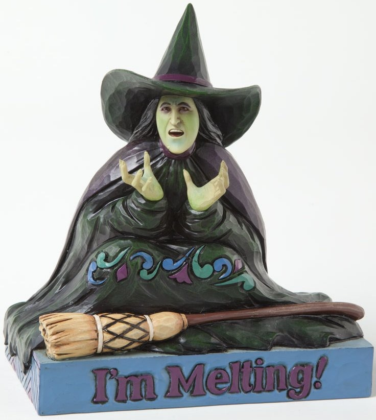 Jim Shore Wizard of Oz 4037529 Melting Witch Figurine