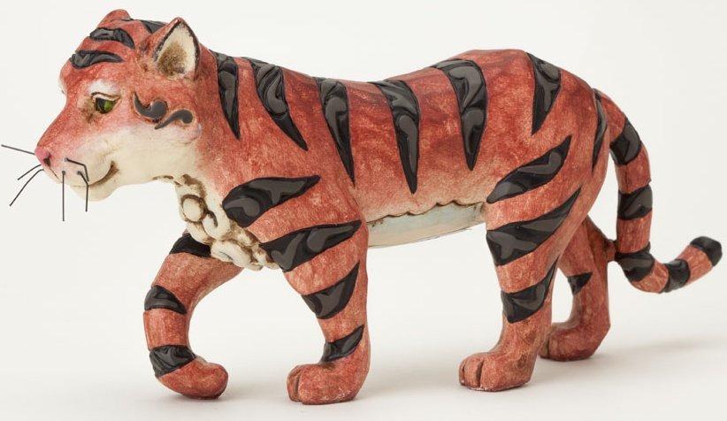 Jim Shore 4037665 Mini Tiger Figurine