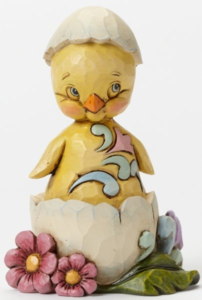 Jim Shore 4040554 Pint Sized Chick in Figurine