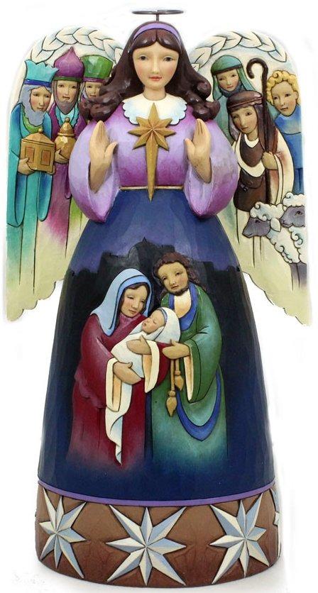 Jim Shore 4041085 Nativity Angel