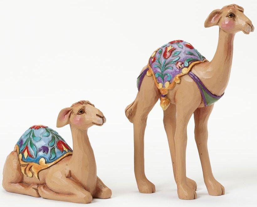 Special Sale 4041089 Jim Shore 4041089 Camels Set of 2