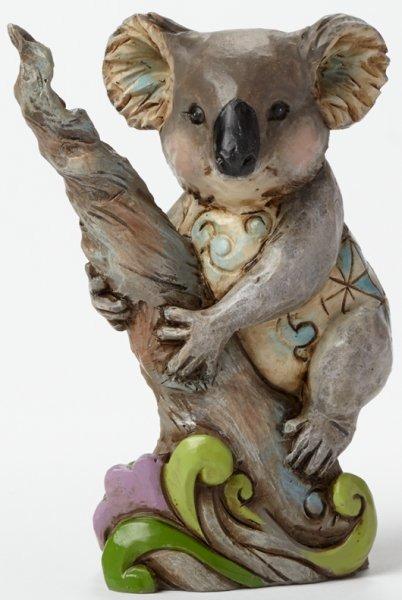 Jim Shore 4044524 Koala Mini Figurine