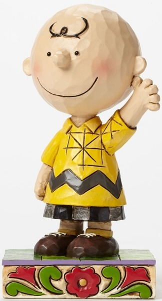 Peanuts by Jim Shore 4044676 PP Charlie Brown