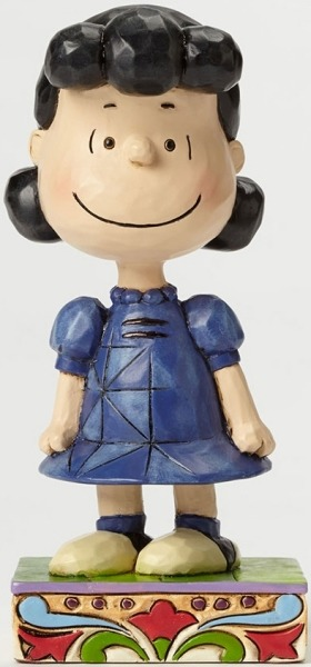 Jim Shore Peanuts 4044680 Lucy