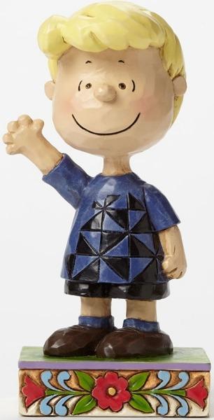Jim Shore Peanuts 4044681 PP Schroeder