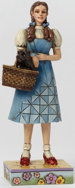 Jim Shore Wizard of Oz 4044758 Dorothy Mini