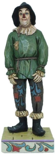 Jim Shore Wizard of Oz 4044759 Scarecrow Mini