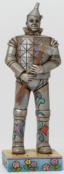 Jim Shore Wizard of Oz 4044760 Tin Man Mini