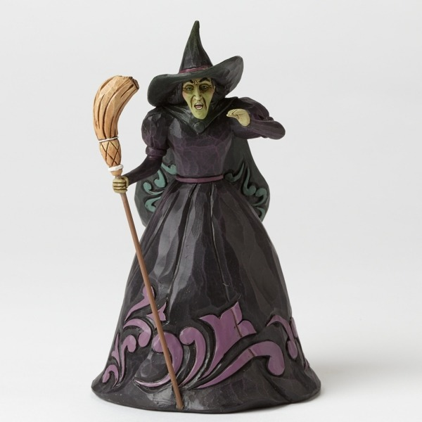 Jim Shore Wizard of Oz 4044762 Wicked Witch Mini