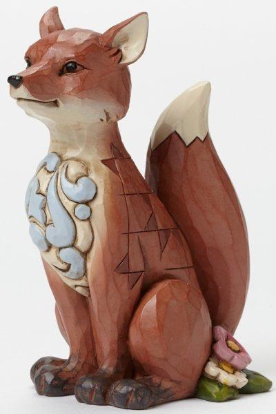 Jim Shore 4045282 Woodland Fox Figurine