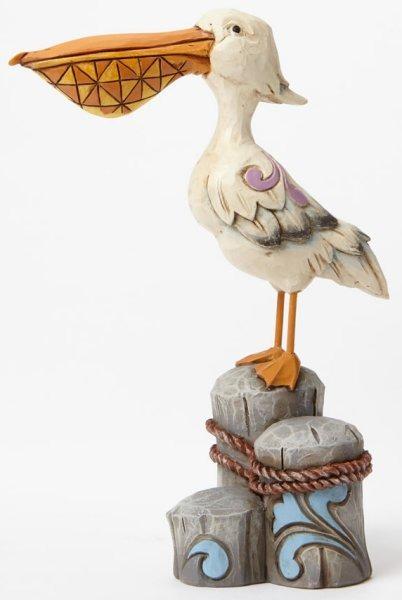 Jim Shore 4047066 Pelican Figurine