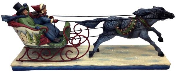 Jim Shore 4047674 Victorian Couple In Figurine