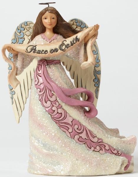 Jim Shore 4047679 Victorian Angel Figurine
