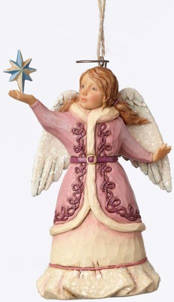 Jim Shore 4047684 Victorian Angel Ornament