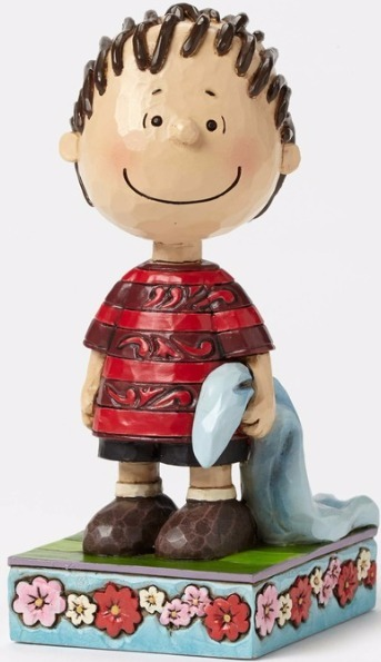 Peanuts by Jim Shore 4049399 PP Linus With Blanket