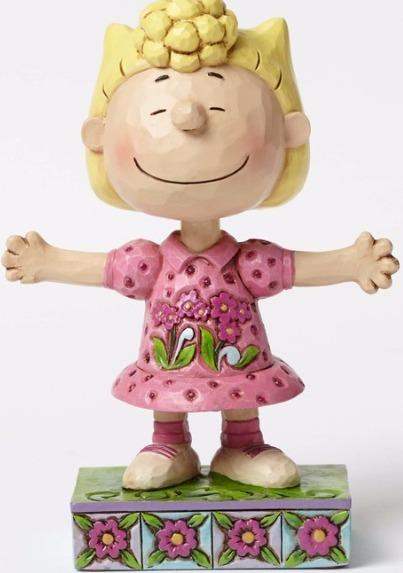 Jim Shore Peanuts 4049406 Sally