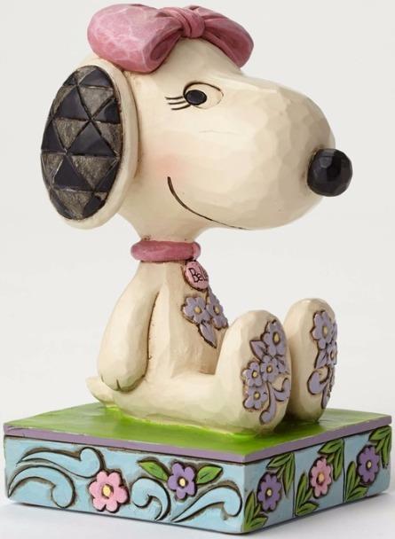 Peanuts by Jim Shore 4049408 PP Belle
