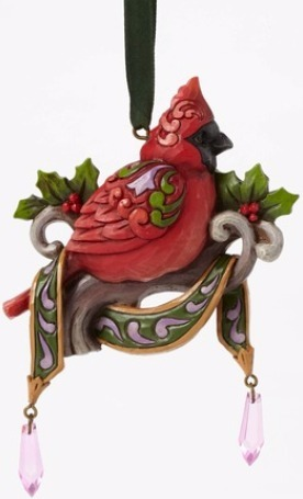 Jim Shore 4049419 Legend of Christmas Ornament