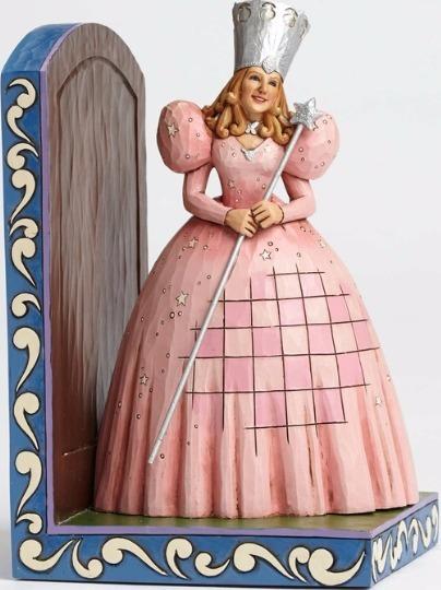 Jim Shore Wizard of Oz 4051363 Bookend Glinda