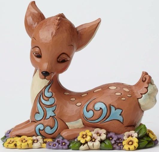 Jim Shore 4051429 Fawn Figurine